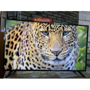 Телевизор ECON EX-60US001B - огромная диагональ, уже настроенный Смарт ТВ под ключ с голосовым управлением в Сакском районе фото