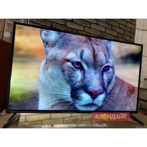 """Телевизор Blackton BT 50S01B большой экран, быстрый и """"заряженный"""" Smart TV  в Сакском районе фото"""